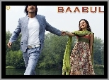 Baabul, Film, John, Rani, Bollywood